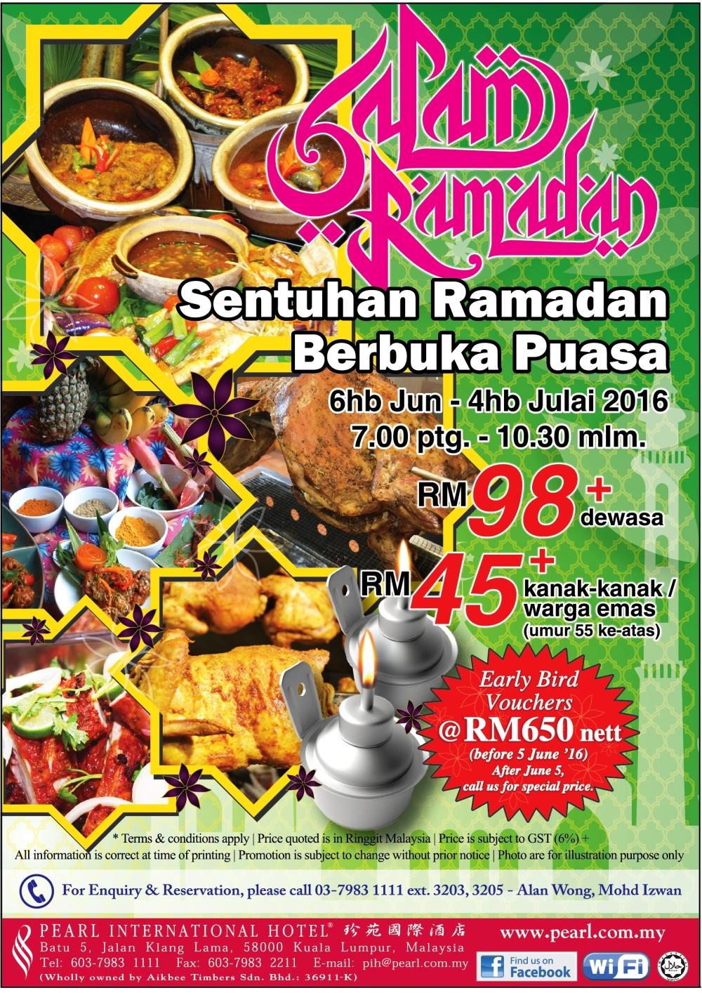 Ramadhan Buffet A5 Flyer FA_OL 270416 (Front)