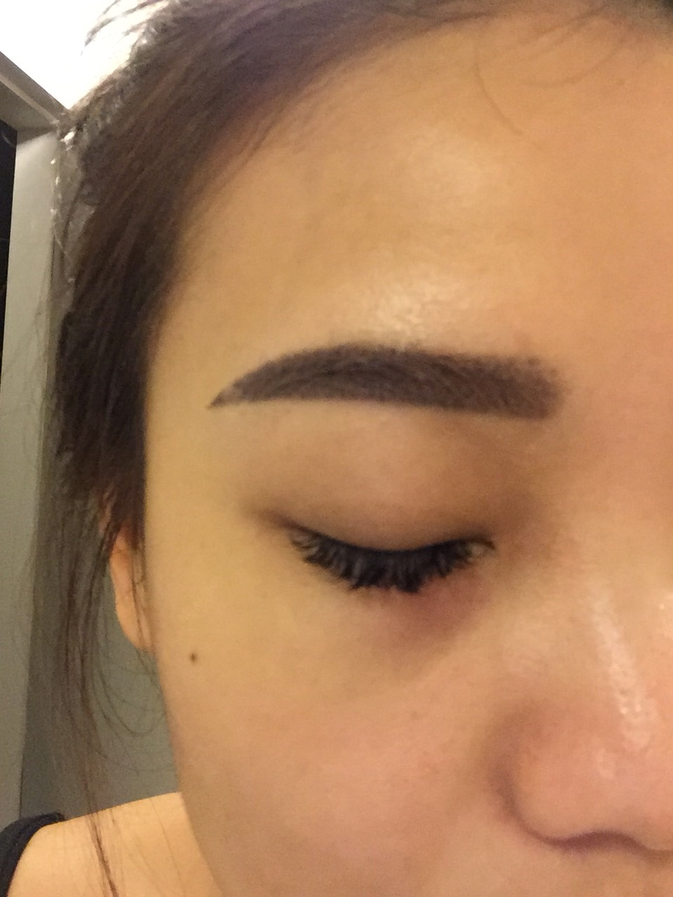 Vlog The Best Solution To My Barely There Brows 3d Mist Eyebrow